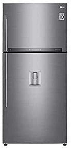 LG GTF925PZPZD nevera y congelador Independiente Acero inoxidable 565 L A++ - Frigorífico (565 L,...