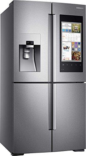 Samsung RF56M9540SR nevera puerta lado a lado Integrado Acero inoxidable 550 L A+ - Frigorífico...